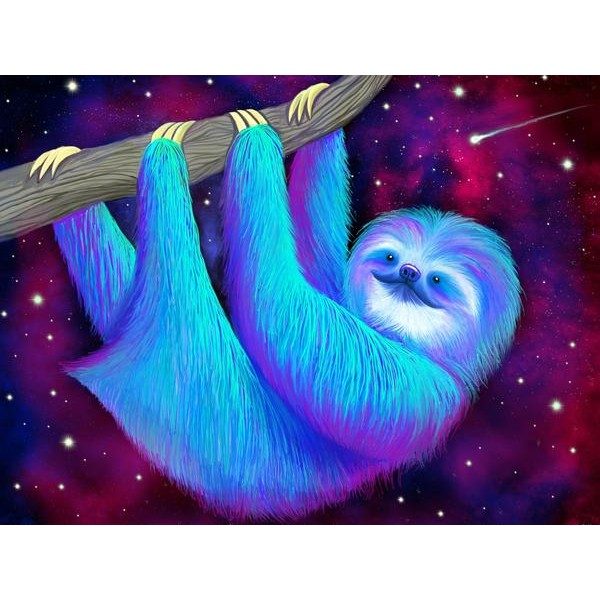 Starry Night Sloth - Ships From US