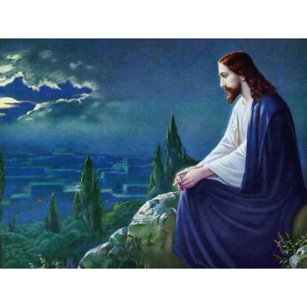 Christ On The Mountain