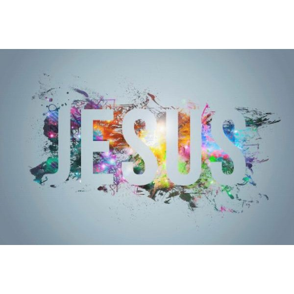 Jesus Abstract