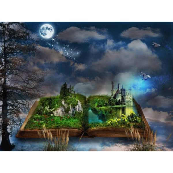 Magic In The Pages
