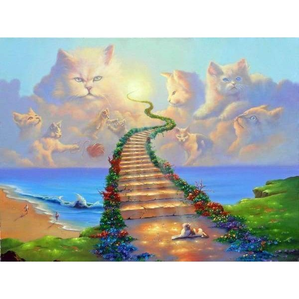 All Cats Go To Heaven